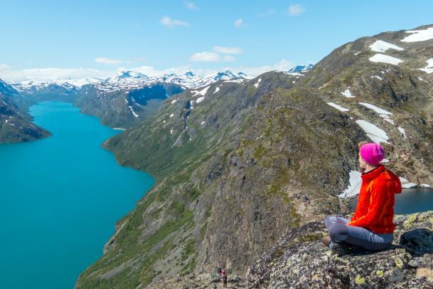 Norwegen - på tur