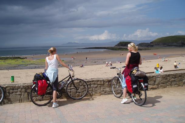 Fahrradwoche Irland individuell