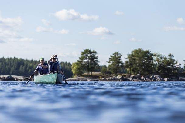 Kanuwoche Värmland