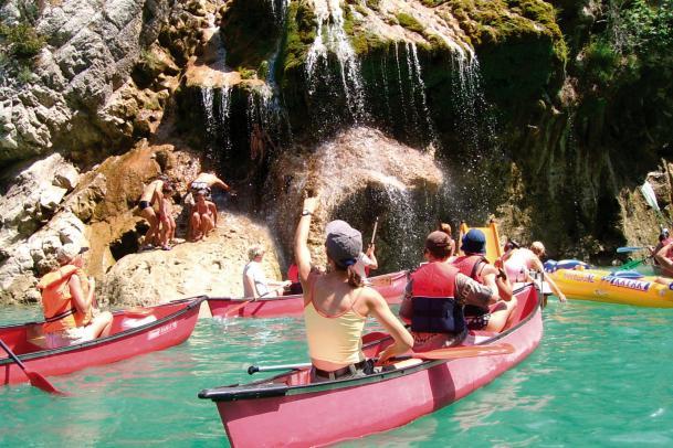 Abenteuercamp Provence
