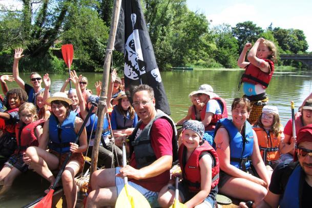 Familiencamp Loire