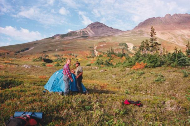 Kanada - Rocky Mountain Familienabenteuer