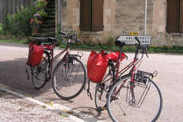 Burgund à vélo