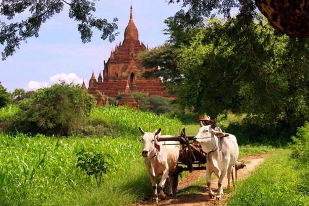 Myanmar - Ursprünglichkeit Asiens
