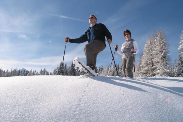 Schneeschuhwandern im Lesachtal