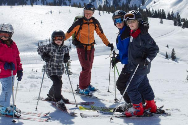 Kitzbüheler Alpen: Westendorf für Familien