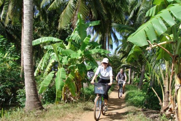 Grenzenlos Radfahren von Angkor bis Saigon