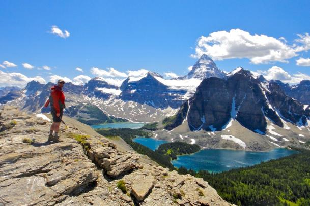 Canadian Rockies: Into The Wild