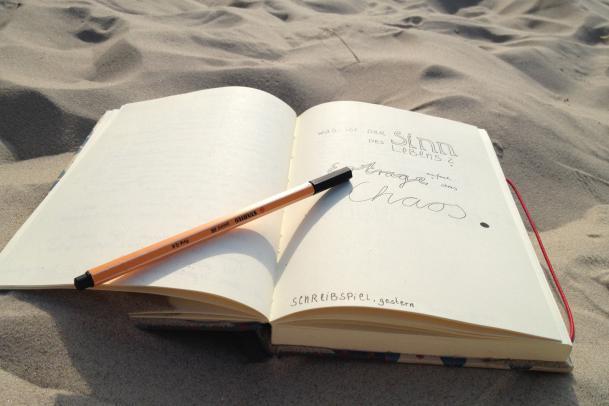Das Pippilottaprinzip: Eine Schreibreise
