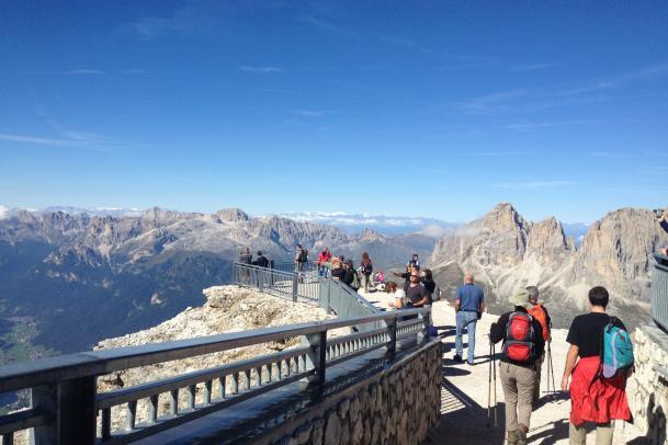 Trentino - Wandern in den Dolomiten