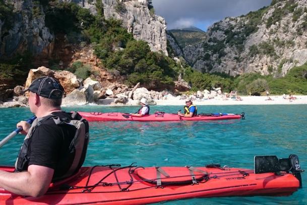 Sardinien: Sonne, Strand und Seekajak