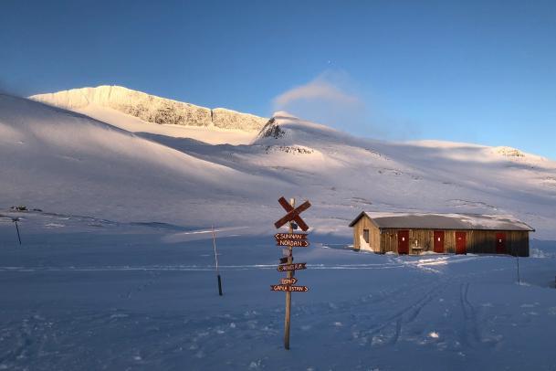 Skitour Nordland