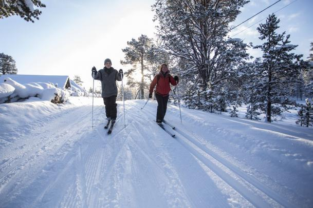 Silvesterreisen Schweden