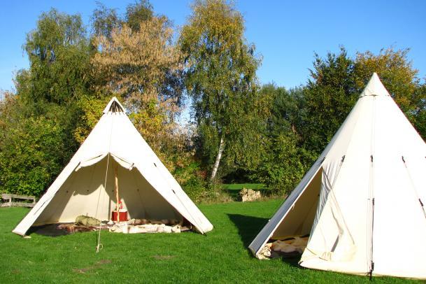 Tipi-Camp Münsterland