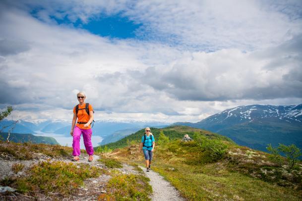 Myrkdalen - im Herzen Fjord-Norwegens